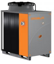 Gas absorption heat pump - air source