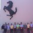 Engineers tour Robur factory and Ferrari museum in Italy