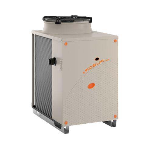 Robur GAHP-A heat pump