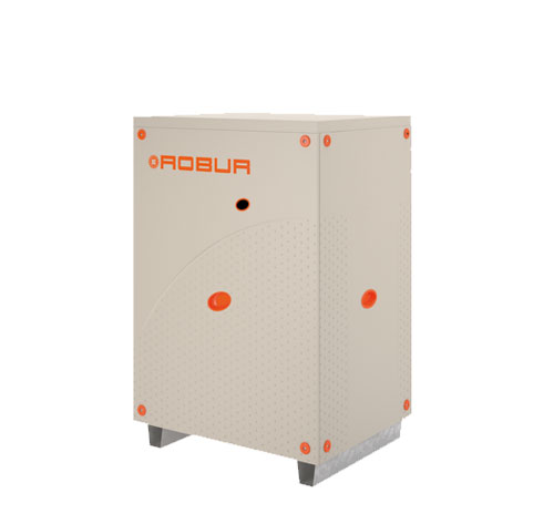 Robur GAHP-GS heat pump