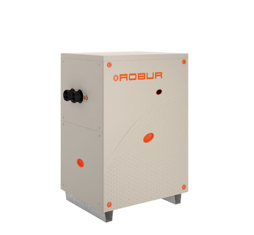 Robur GAHP-WS heat pump
