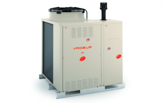 Gitié ACAY trivalent gas-powered heat pump