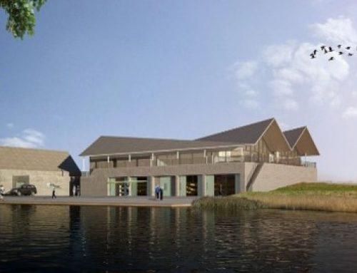 Cambridge University Boathouse