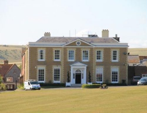 Ovingdean Hall Language College, near Brighton